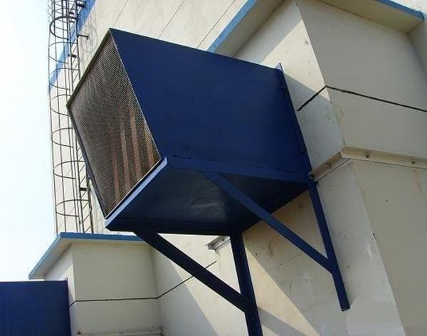 排风消声器