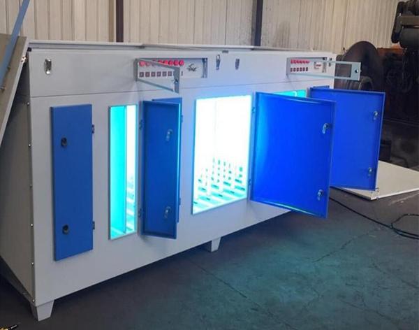 齐齐哈尔光氧催化废气处理设备